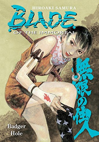 Read Online Blade of the Immortal, Vol. 19: Badger Hole ebook