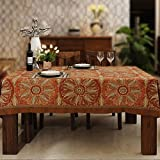 Luxury linen Tablecloths, [modern] [retro] [nation] Fluid systems [chinese style] European style French [restaurant] Kitchen 1 panels Tablecloths-A 140x200cm(55x79inch)