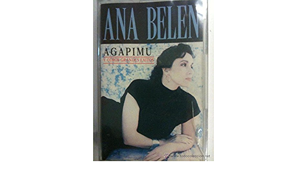 CASETE ANA BELEN AGAPIMU, ESPAÑA CAMISA. ETC: ANA BELEN ...
