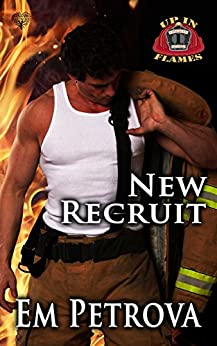 New Recruit Up Flames Book ebook product image