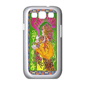 Custom Rock band Pink floyd Hard Plastic phone Case Cover For Samsung Galaxy S3 ART148429