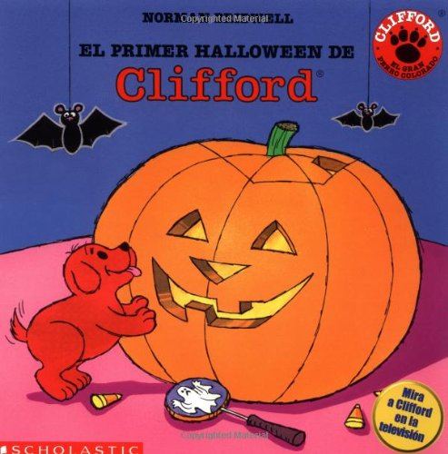 Books : El primer Halloween de Clifford (Spanish Edition)