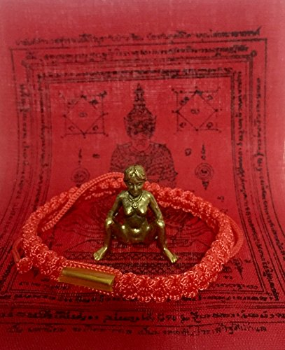 San jewelry Miracle Gift Thai Magic for Love & Lucky Pendants Amazing Thailand Thai Buddha Statue Amulet Powerful Luck in Lover E-pher Amulets Love Atracction Pendants By San ()
