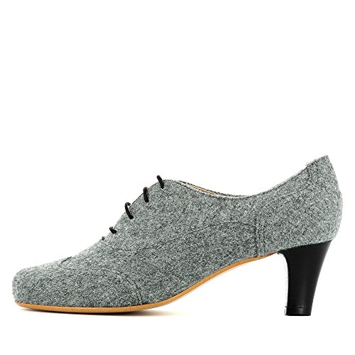 Zapatos grises Evita Shoes para mujer 3YMgs