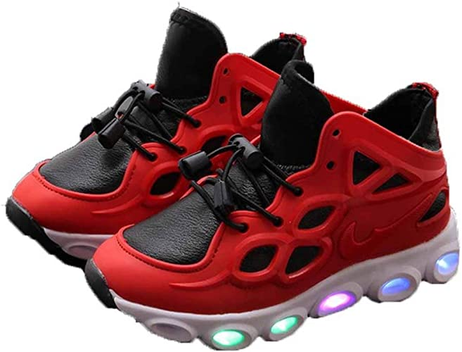 Zapatillas Deportivas para niños Zapatos Luminosos LED de ...