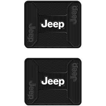 Amazon Com Jeep Logo Series Rear Seat Utility Rubber