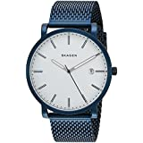Skagen Men's SKW6326 Hagen Blue Mesh Watch