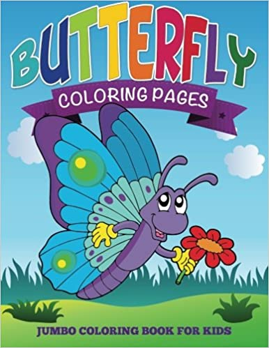 buy butterfly coloring pages jumbo coloring book for kids book online at low prices in india butterfly coloring pages jumbo coloring book for kids - Jumbo Coloring Book