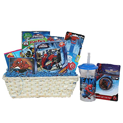 Boys Christmas Gift Baskets :: 10 Items For Kids :: Ultimate ...