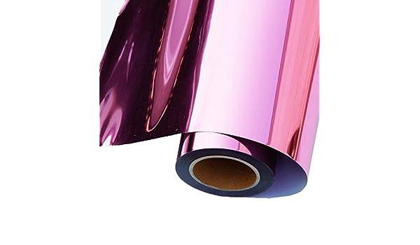 hoho rosa hoja de Vinilo metálico de transferencia de calor prensa ...