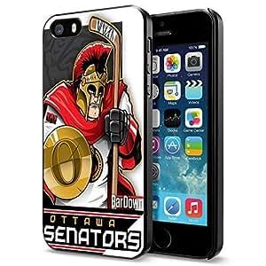 diy zhengNHL Ottawa Senators , Cool iphone 5c Smartphone Case Cover Collector iphone Black