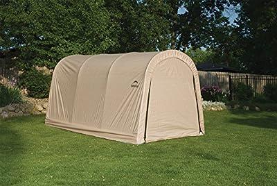 ShelterLogic Round Style Auto Shelter