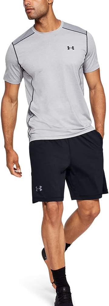 schnelltrocknende Sportshorts mit Loser Passform Ua Raid 8 Shorts Under Armour Herren ultraleichte und atmungsaktive Sporthose