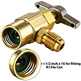 3 Pieces R134A Refrigerant Opening Valve 8401 Top
