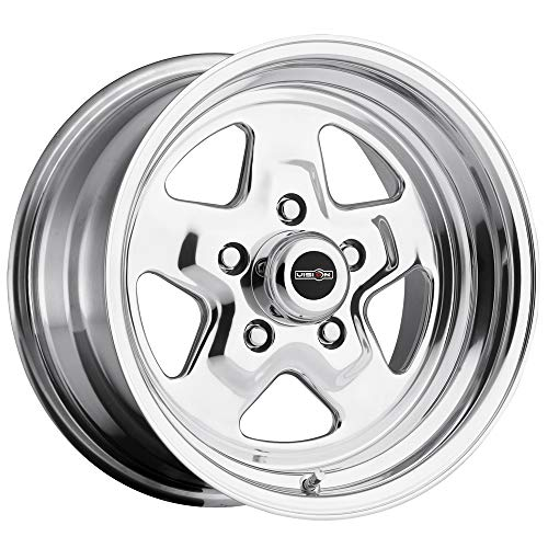 Vision 521H Nitro Wheel with Polished Finish (15 x 8. inches /5 x 127 mm, 0 mm Offset)
