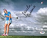 Paula Creamer LPGA Golf Authentic Signed 8X10 Photo Autographed PSA/DNA #AC22725