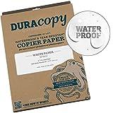 Rite in the Rain Waterproof (DURARITE) Copier Paper, 8 1/2'' x 11'', White, 100 Sheet Pack (6511)