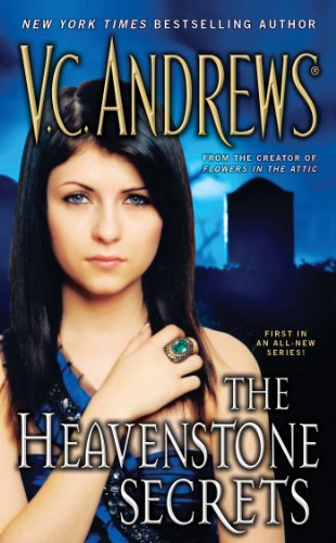 book cover of The Heavenstone Secrets