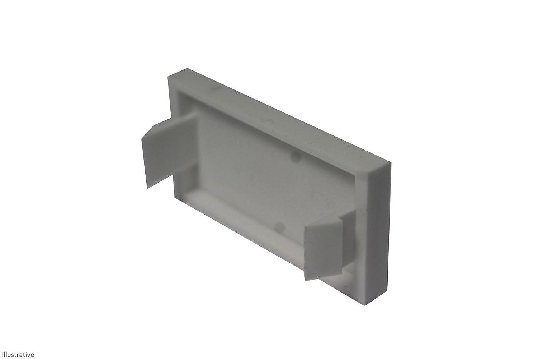 Blank Wall Plate Module 25 x 50mm