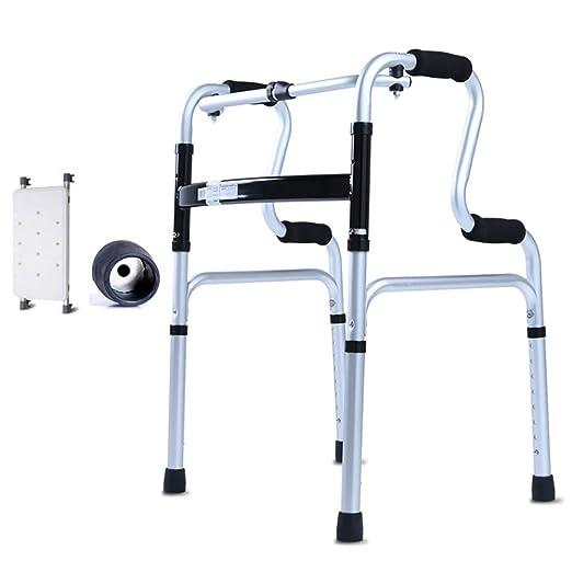 ZYDSD Andador Ayuda para caminar multifuncional para personas ...