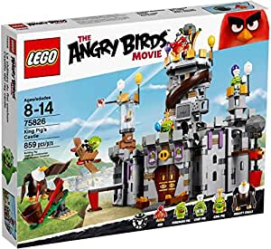 Lego ANGRY BIRDS - King Pig's Castle 75826