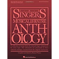 Singer's Musical Theatre Anthology - Volume 7: Baritone/Bass Book Only