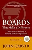 Boards That Make a Difference 3rd Edition
