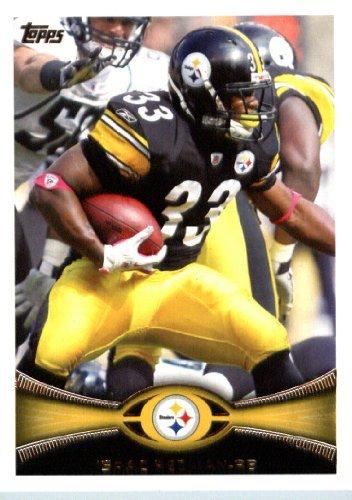 Card # 182 Isaac Redman - Pittsburgh Steelers (NFL Trading Card) ()