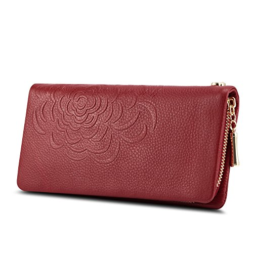 Ladies Red Leather - 7