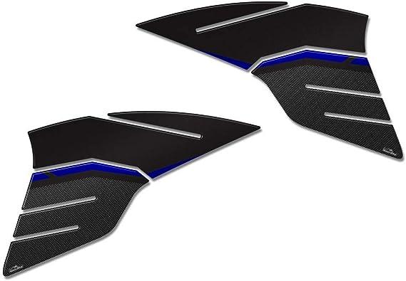 Portector de Dep/ósito Adhesivo Dep/ósito Resina 3D Compatible para Moto Yamaha TDM 900