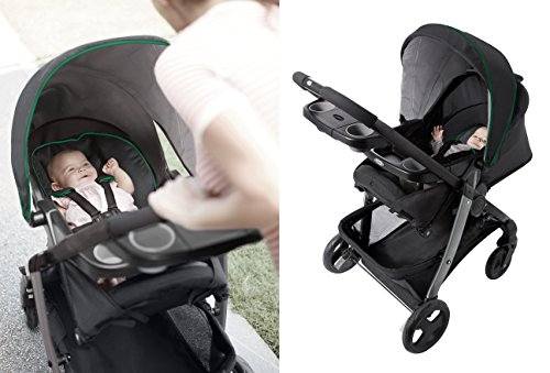 Graco Modes Click Connect Stroller Travel System, Albie