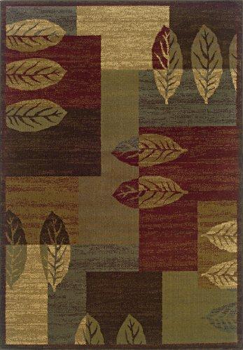 - Oriental Weavers Sphinx Tybee 2360R Area Rug 7-Feet 10-Inch by 10-Feet 0-Inch