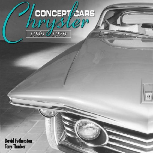 Chrysler Concept Cars 1940-1970 (Chrysler)