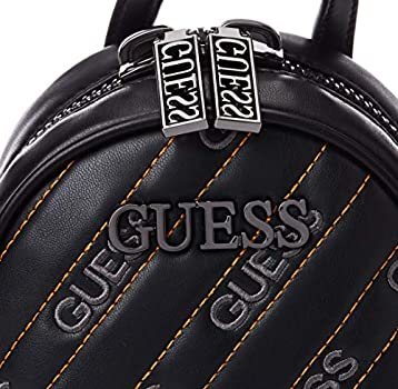 Shop Black Guess Ronnie Backpack for Women | NISNASS