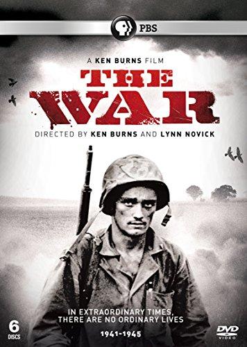 The War - A Ken Burns Film - updated for 2013 with bonus programming [Region 2 UK Version] [DVD]