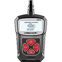 KKmoon Konnwei KW310 Scanner automotivo universal, leitor de código automotivo profissional, ferramenta de digitalização…