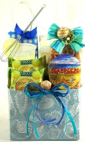 Key Lime Delights Premium Florida Theme Gift Basket - Sm | Christmas Gift Idea