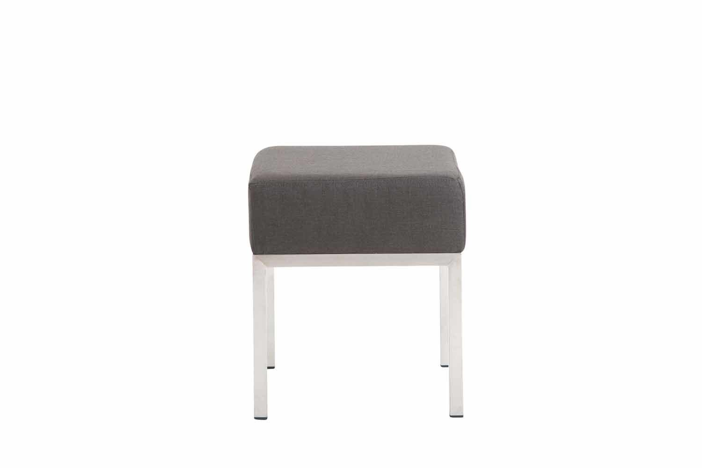 Clp poggiapiedi da divano newton in tessuto u2013 sgabello basso da