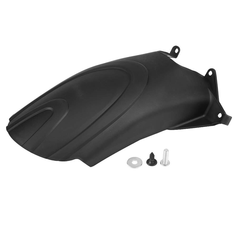 1 PC de guardabarros trasero de motocicleta Guardabarros extensor de guardabarros para BMW G310R G310GS 16-18. Guardabarros