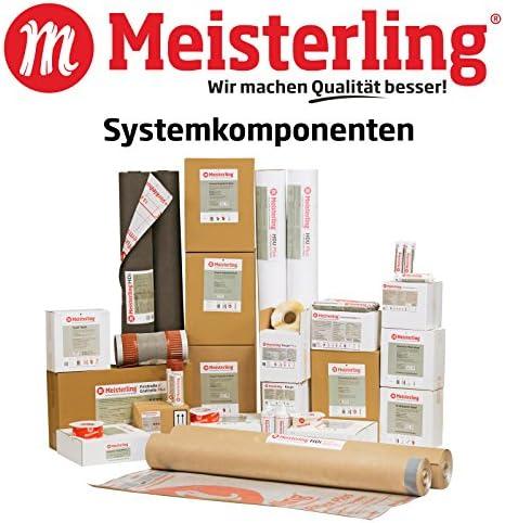 Meisterling/® FassadenSchrauben wei/ß mit Flachkopf V4a Edelstahl