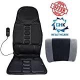 GHK HC4 Car Seat Massager & Lower Backrest Cushion Special Offer