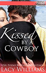 Kissed by a Cowboy: a cowboy inspirational romance (Heart of Oklahoma Book 1) (English Edition)