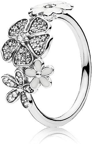 Pandora - Bague Pandora Bouquet de fleurs - 190984CZ-P - 50 ...