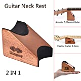 Per Guitar Neck Rest Support Pillow Electric