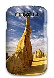 High-quality Durable Protection Case For Galaxy S3(desert)