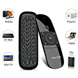 Air Mouse for Android tv Box, 57B Wireless Keyboard 2.4G Smart TV Remote with Mouse Game Handle Android Remote Control for Android TV Box/PC/Smart TV/Projector/HTPC/All-in-one PC/TV