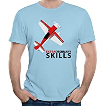 Previously Beat All Mens Toy Airplane Extraordinary Skills Cute T-Shirt