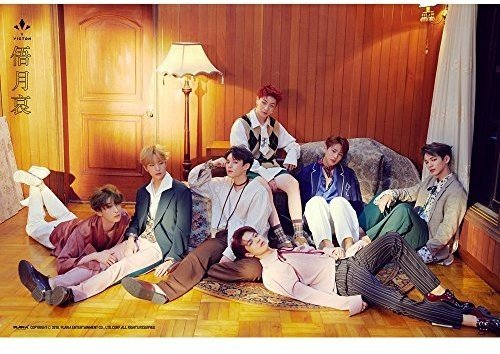 CD : Victon - 1st Single (Asia - Import)