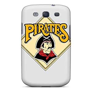 Best Hard Cell-phone Case For Samsung Galaxy S3 (COu10390rJkU) Custom Beautiful Pittsburgh Pirates Pictures