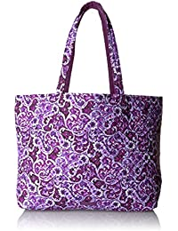 Iconic Grand Tote, Signature Cotton